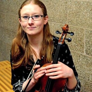 Michelle Reed, Salem Oregon Violin Teacher