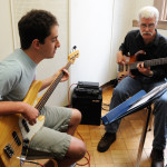 Guitar lessons with pro music teacher John Savage are enjoyable and extremely comprehensive. Beginners through advanced students always learn exactly what they need to know to keep them progressing with their instrument.