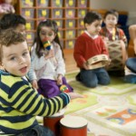 One of our favorite programs is Kindermusic! Toddlers come to make music together and have so much fun learning new skills and making friends along the way. Come check out our children's music classes at our Salem, OR music studio.