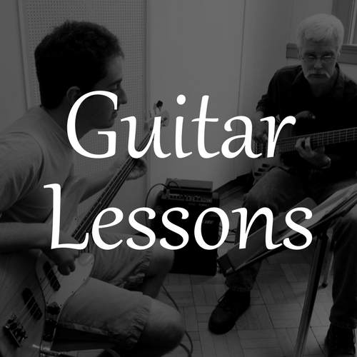 Guitar Lessons | Northwest School of Music | Salem, Oregon Guitar Teacher