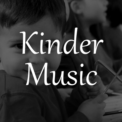 KINDERMUSIC CLASS | Northwest School of Music | Salem, Oregon Children's Music Classes